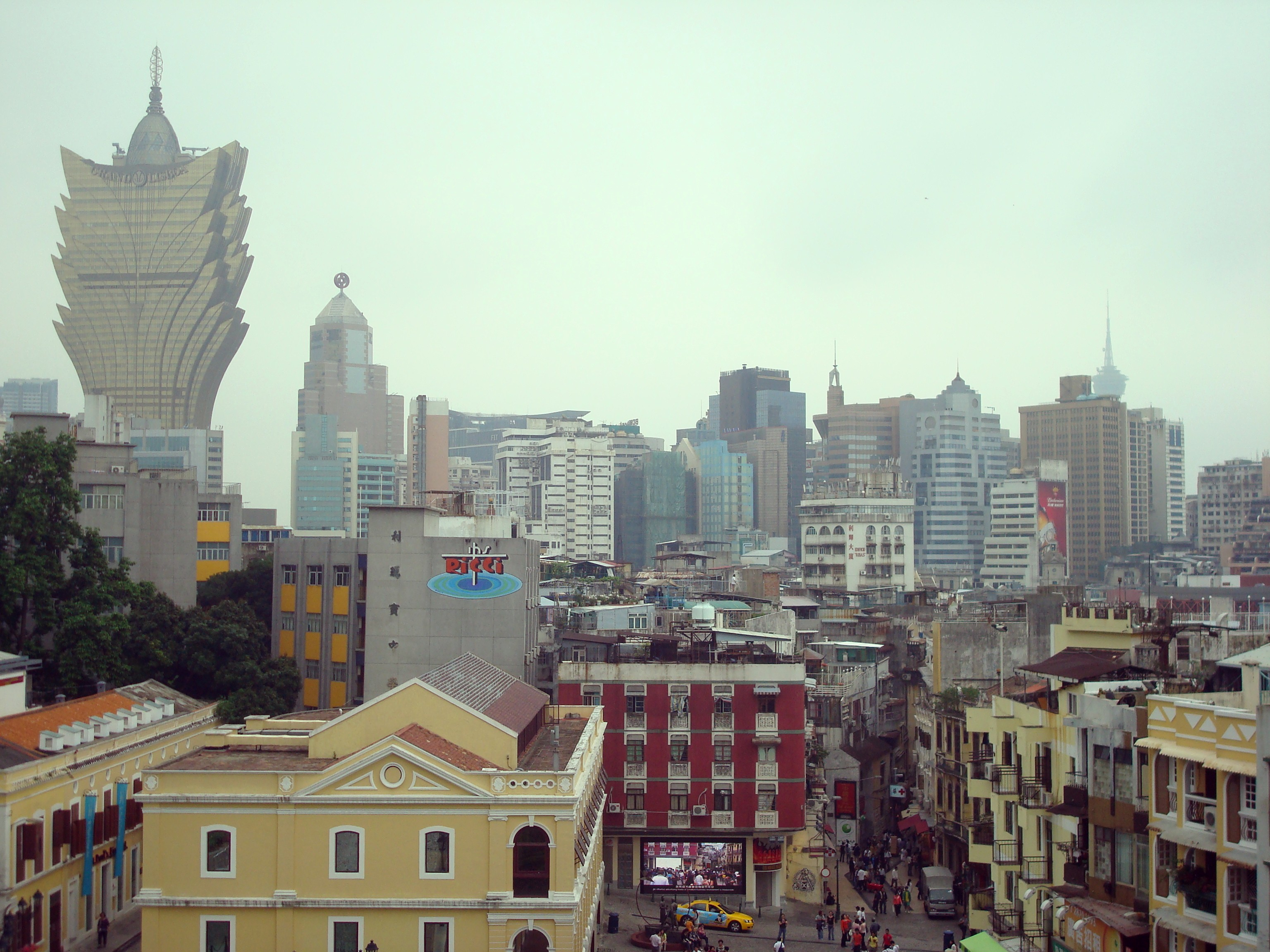 Casino news | Macau breaks casino record