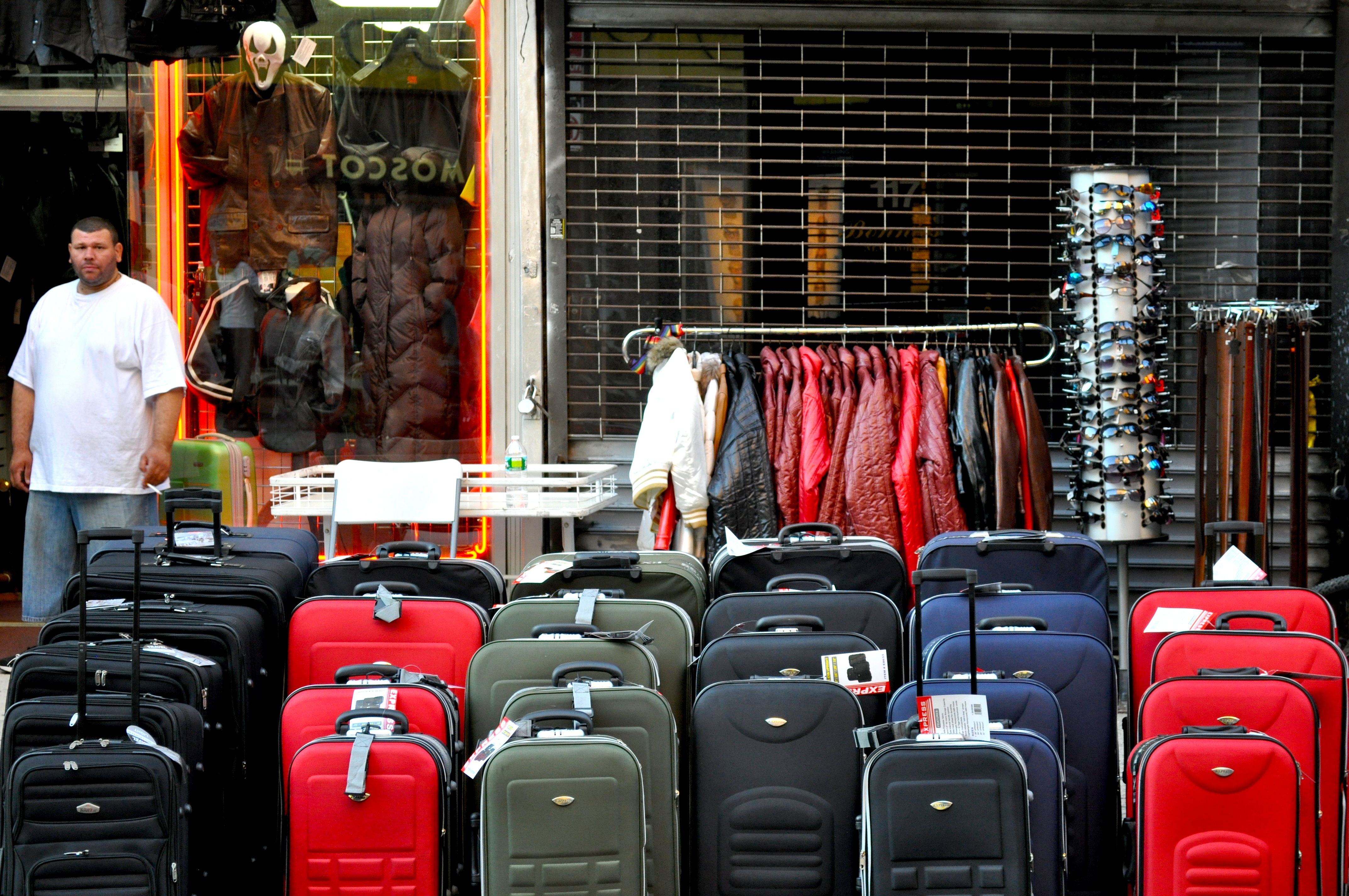 Luggage Sale | something for the eyes . . . the photography of ...
