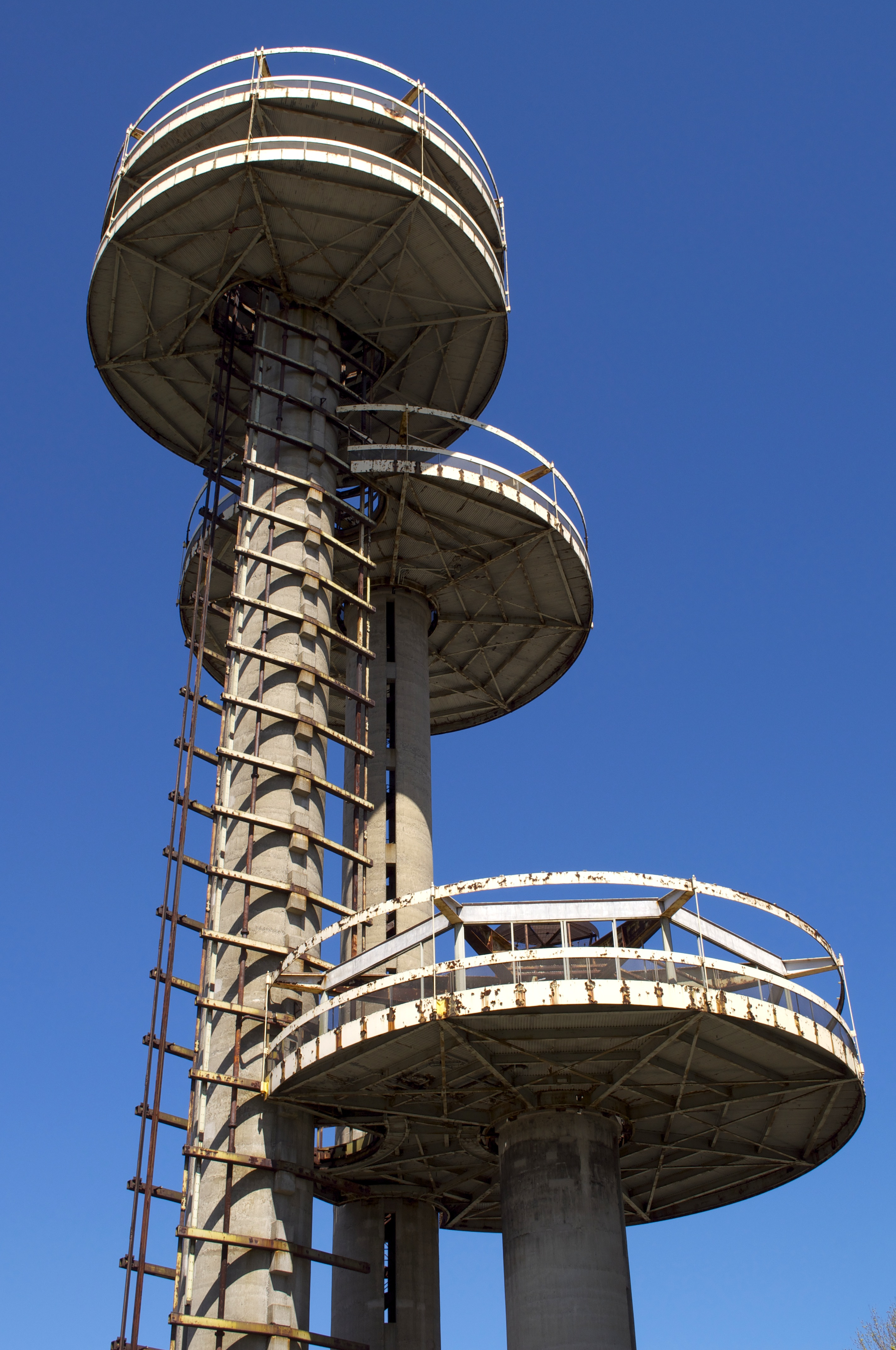 worlds fair observation towers something for the eyes