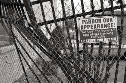 Pardon Our Appearance - Newark, New Jersey