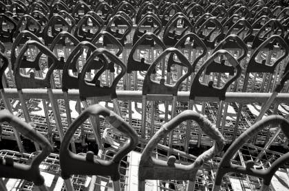 Cart Handles - New York City, New York
