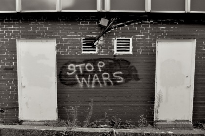 Stop Wars - New Haven, Connecticut