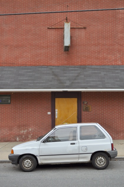 Car At 132 - Lancaster, Pennsylvania