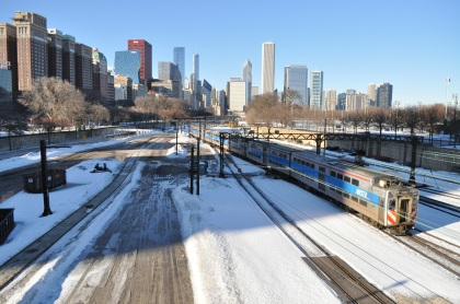 Metra Skyline - Chicago, Illinois