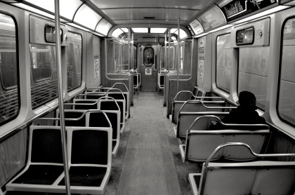 Solo On The L - Chicago, Illinois