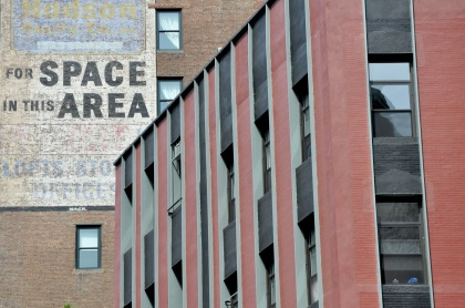 For Space In This Area - New York City, New York