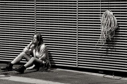 Grate Girl - New York City, New York