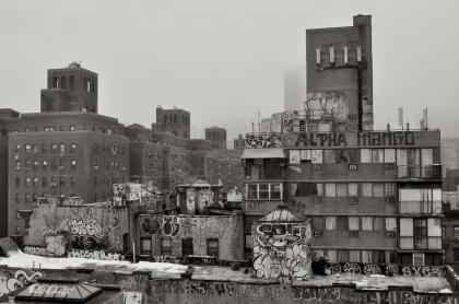 Manhattan Bridge View - New York City, New York