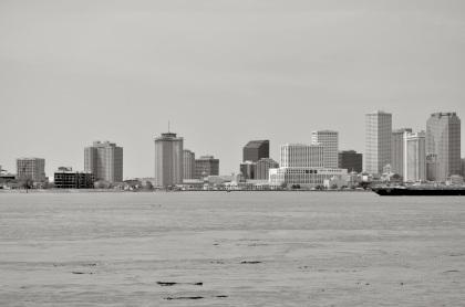 New Orleans Skyline - New Orleans, Louisiana