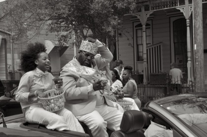 Riding With The King - New Orleans, Louisiana