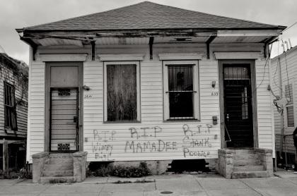 RIP Mama Dee - New Orleans, Louisiana