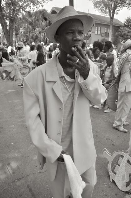 Smoking Stepper - New Orleans, Louisiana