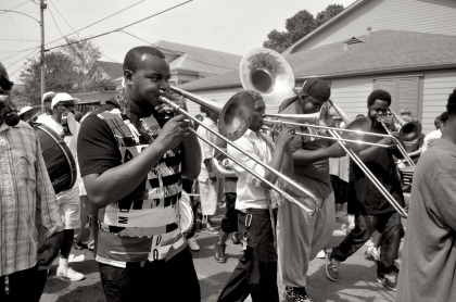 Trombones - New Orleans, Louisiana
