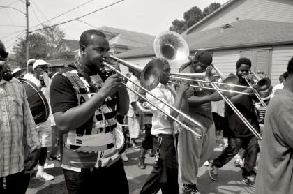 Trombones - New Orleans, Louisiana