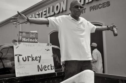 Turkey Necks - New Orleans, Louisiana