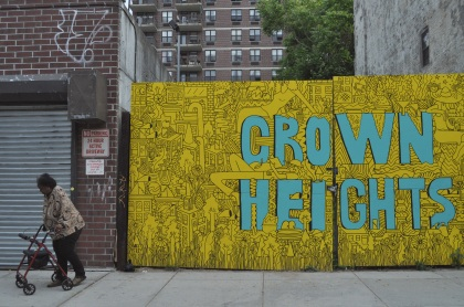 Crown Heights Mural - New York City, New York