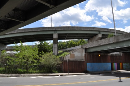 Paterson Overpasses - Paterson, New Jersey