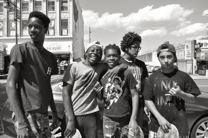 Paterson Skaters - Paterson, New Jersey