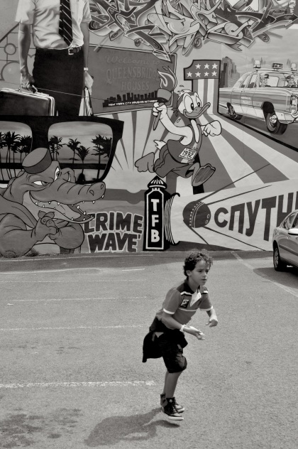 Crime Wave - Montreal, Quebec