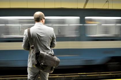 Jean Talon Metro Station - Montreal, Quebec