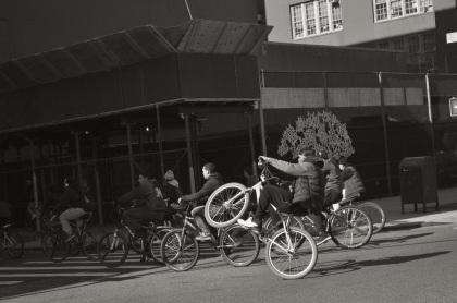 Harlem Bikers T