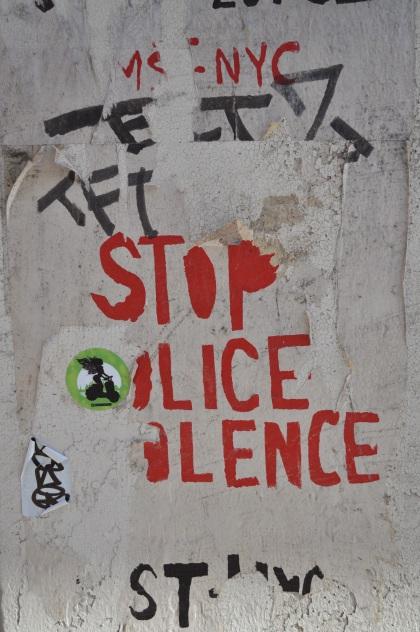 Stop Police Violence
