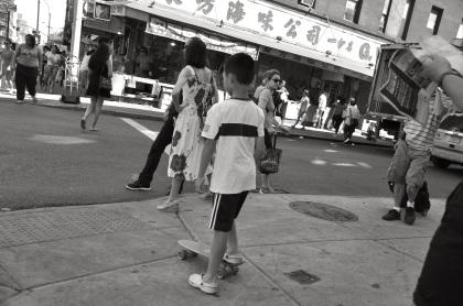 Chinatown Skater T