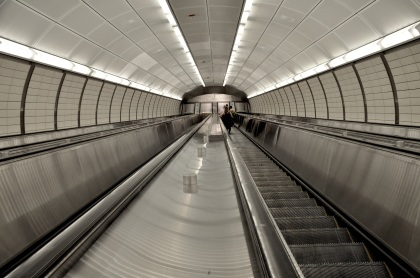 Escalator Tube T