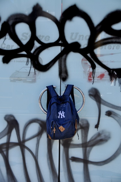 NY Backpack T