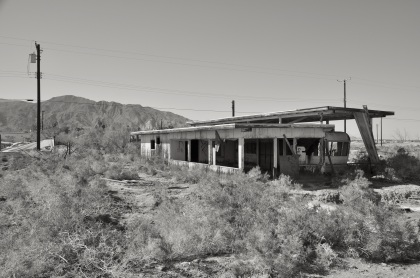 Abandoned Desert Home T