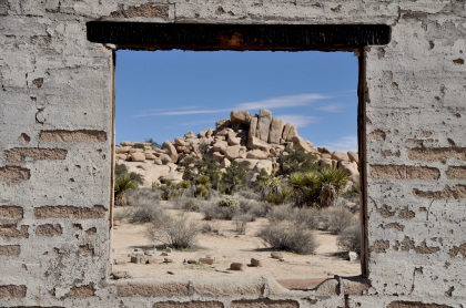 Desert Window T