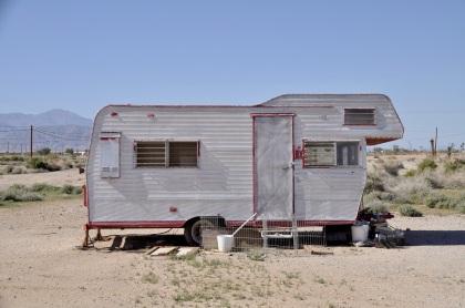 Salton City Camper T