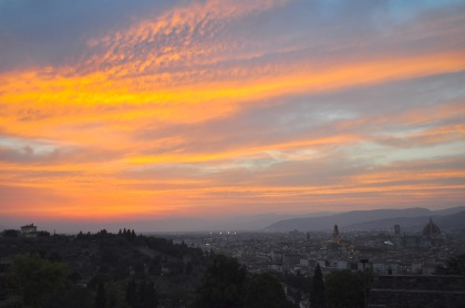 Florence Sunset T