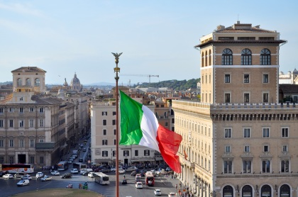 Italian Flag T
