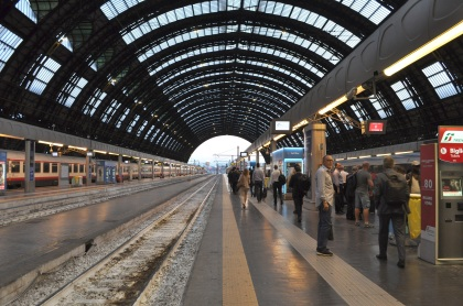 Milan Train Station T