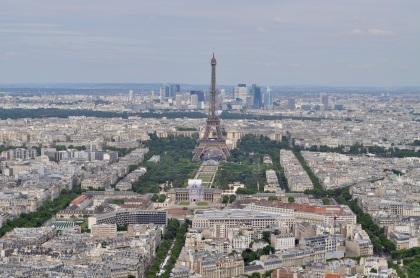 Paris Skyline T