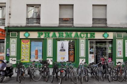 Pharmacie T