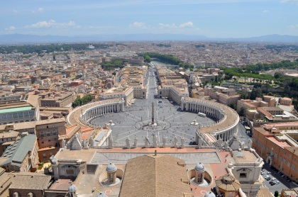 Rome Skyline T