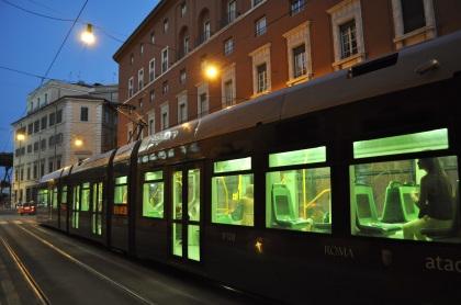 Rome Tram T