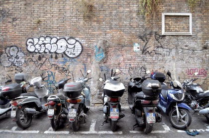 Trastevere Scooters T