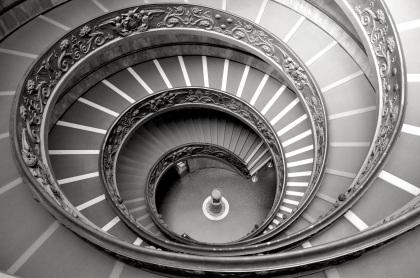 Vatican Stairway T