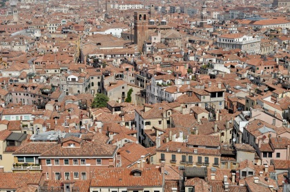 Venice Rooftops T