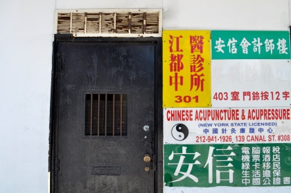 Chinese Acupuncture T
