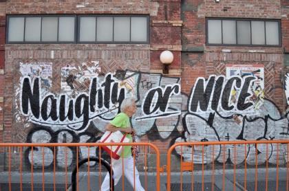 Naughty Or Nice T