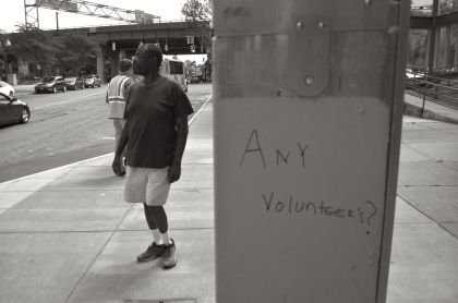 Any Volunteers T
