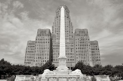 Buffalo City Hall T