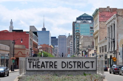 Theatre District T