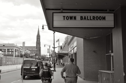 Town Ballroom T