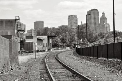 Hartford Train Tracks T