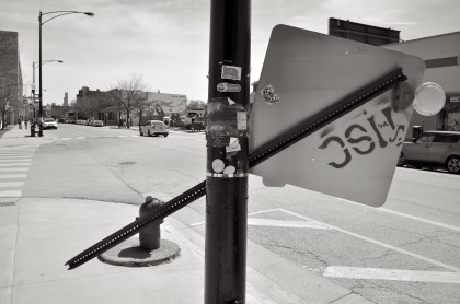 Sign Post T
